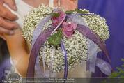 Lugner Hochzeit - Schloss Schönbrunn - Sa 13.09.2014 - Ringe62
