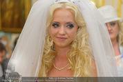 Lugner Hochzeit - Schloss Schönbrunn - Sa 13.09.2014 - Cathy SCHMITZ LUGNER63