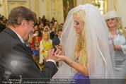 Lugner Hochzeit - Schloss Schönbrunn - Sa 13.09.2014 - Hochzeit Richard und Cathy LUGNER (Schmitz)65