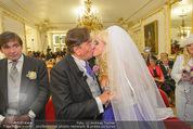 Lugner Hochzeit - Schloss Schönbrunn - Sa 13.09.2014 - Hochzeit Richard und Cathy LUGNER (Schmitz)68
