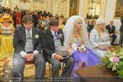Lugner Hochzeit - Schloss Schönbrunn - Sa 13.09.2014 - Hochzeit Richard und Cathy LUGNER (Schmitz)71