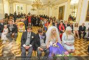 Lugner Hochzeit - Schloss Schönbrunn - Sa 13.09.2014 - Hochzeit Richard und Cathy LUGNER (Schmitz)72