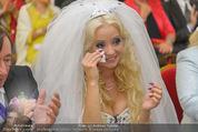 Lugner Hochzeit - Schloss Schönbrunn - Sa 13.09.2014 - Cathy SCHMITZ LUGNER75