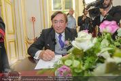Lugner Hochzeit - Schloss Schönbrunn - Sa 13.09.2014 - Richard LUGNER77