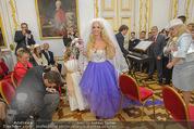 Lugner Hochzeit - Schloss Schönbrunn - Sa 13.09.2014 - Hochzeit Richard und Cathy LUGNER (Schmitz)88