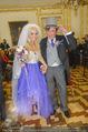 Lugner Hochzeit - Schloss Schönbrunn - Sa 13.09.2014 - Hochzeit Richard und Cathy LUGNER (Schmitz)90