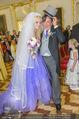 Lugner Hochzeit - Schloss Schönbrunn - Sa 13.09.2014 - Hochzeit Richard und Cathy LUGNER (Schmitz)93