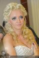 Lugner Hochzeit - Lugner City - Sa 13.09.2014 - Cathy SCHMITZ LUGNER - backstage bei Vorbereitung15
