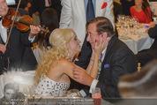 Lugner Feier - Palais Liechtenstein - Sa 13.09.2014 - Richard und Cathy LUGNER (Schmitz)13