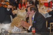 Lugner Feier - Palais Liechtenstein - Sa 13.09.2014 - Richard und Cathy LUGNER (Schmitz)14