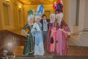 Lugner Feier - Palais Liechtenstein - Sa 13.09.2014 - Richard LUGNER35