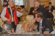 Lugner Feier - Palais Liechtenstein - Sa 13.09.2014 - Richard und Cathy LUGNER (Schmitz)6
