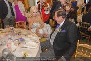 Lugner Feier - Palais Liechtenstein - Sa 13.09.2014 - Richard und Cathy LUGNER (Schmitz)9