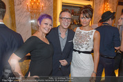 Re-Opening - Hotel Imperial - Di 16.09.2014 - Helena CHRISTENSEN, Holger THOR164