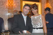 Re-Opening - Hotel Imperial - Di 16.09.2014 - Helena CHRISTENSEN, Andreas TISCHLER166