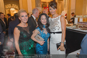 Re-Opening - Hotel Imperial - Di 16.09.2014 - Helena CHRISTENSEN, Luly YANG, Liane SEITZ221