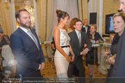 Re-Opening - Hotel Imperial - Di 16.09.2014 - Helena CHRISTENSEN in der F�rstensuite bei Popp & Kretschmer233