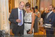 Re-Opening - Hotel Imperial - Di 16.09.2014 - Helena CHRISTENSEN in der F�rstensuite bei Popp & Kretschmer235