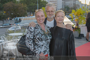Netflix Launchevent - Motto am Fluss - Mi 17.09.2014 - Anja und Thomas RABITSCH, Michou FRIESZ23