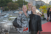 Netflix Launchevent - Motto am Fluss - Mi 17.09.2014 - Anja und Thomas RABITSCH, Michou FRIESZ24