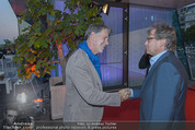 Netflix Launchevent - Motto am Fluss - Mi 17.09.2014 - Reed HASTINGS, Alexander WRABETZ56