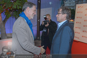 Netflix Launchevent - Motto am Fluss - Mi 17.09.2014 - Reed HASTINGS, Alexander WRABETZ58