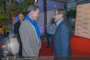 Netflix Launchevent - Motto am Fluss - Mi 17.09.2014 - Reed HASTINGS, Alexander WRABETZ59