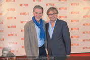 Netflix Launchevent - Motto am Fluss - Mi 17.09.2014 - Reed HASTINGS, Alexander WRABETZ63