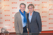 Netflix Launchevent - Motto am Fluss - Mi 17.09.2014 - Reed HASTINGS, Alexander WRABETZ64