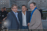 Netflix Launchevent - Motto am Fluss - Mi 17.09.2014 - Reed HASTINGS, Alexander WRABETZ67