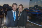 Netflix Launchevent - Motto am Fluss - Mi 17.09.2014 - Alexa Lange WESNER mit Ehemann Blaine Fleming WESNER92