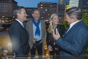 Netflix Launchevent - Motto am Fluss - Mi 17.09.2014 - Alexa Lange WESNER, Alexander WRABETZ, Reed HASTINGS98