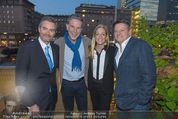 Netflix Launchevent - Motto am Fluss - Mi 17.09.2014 - Alexa Lange WESNER, Alexander WRABETZ, Reed HASTINGS99