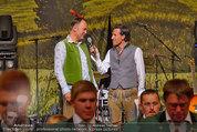 Almdudler Trachtenpärchenball - Rathaus - Fr 19.09.2014 - Tom WALEK, Gerhard SCHILLING101