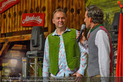 Almdudler Trachtenpärchenball - Rathaus - Fr 19.09.2014 - Tom WALEK, Gerhard SCHILLING103