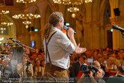 Almdudler Trachtenpärchenball - Rathaus - Fr 19.09.2014 - 115
