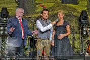 Almdudler Trachtenpärchenball - Rathaus - Fr 19.09.2014 - Tom WALEK, Michaela KLEIN, Michael HÄUPL116