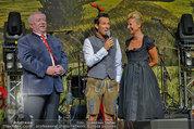 Almdudler Trachtenpärchenball - Rathaus - Fr 19.09.2014 - Tom WALEK, Michaela KLEIN, Michael HÄUPL117