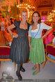 Almdudler Trachtenpärchenball - Rathaus - Fr 19.09.2014 - Michaela KLEIN,  Sonja CATO127