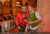 Almdudler Trachtenpärchenball - Rathaus - Fr 19.09.2014 - Georgij MAKAZARIA (Russkaja), Gerhard SCHILLING145