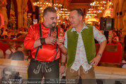 Almdudler Trachtenpärchenball - Rathaus - Fr 19.09.2014 - Georgij MAKAZARIA (Russkaja), Gerhard SCHILLING148