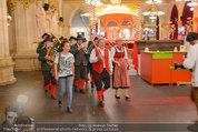 Almdudler Trachtenpärchenball - Rathaus - Fr 19.09.2014 - 15