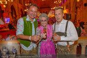 Almdudler Trachtenpärchenball - Rathaus - Fr 19.09.2014 - Oliver POCHER, Lotte TOBISCH, Gerhard SCHILLING182