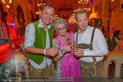 Almdudler Trachtenpärchenball - Rathaus - Fr 19.09.2014 - Oliver POCHER, Lotte TOBISCH, Gerhard SCHILLING183