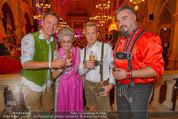 Almdudler Trachtenpärchenball - Rathaus - Fr 19.09.2014 - Oliver POCHER, Lotte TOBISCH,Gerhard SCHILLING,Georgij MAKAZARIA187