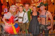 Almdudler Trachtenpärchenball - Rathaus - Fr 19.09.2014 - Oliver POCHER mit Trachtenp�rchen, Gerhard SCHILLING, M. KLEIN195