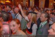 Almdudler Trachtenpärchenball - Rathaus - Fr 19.09.2014 - Nadja BERNHARD, Christian RAINER bei Russkaja Konzert245