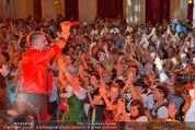 Almdudler Trachtenpärchenball - Rathaus - Fr 19.09.2014 - RUSSKAJA live on stage, Konzertfotos247