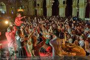 Almdudler Trachtenpärchenball - Rathaus - Fr 19.09.2014 - RUSSKAJA live on stage, Konzertfotos249
