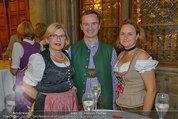 Almdudler Trachtenpärchenball - Rathaus - Fr 19.09.2014 - 25